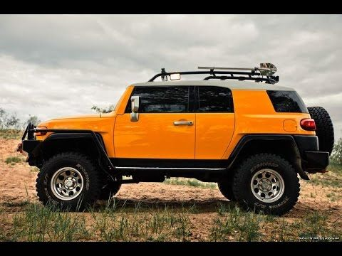 Davis AutoSports TOYOTA FJ CRUISER / LIFTED / ICON / BUILT / FOR SALE - YouTube