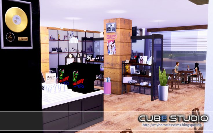"""from the house """"Cube Studio"""""""