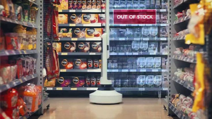 Simbe Robotics - Meet Tally  米Simbe Robotics社が開発した「Tally」という小売店向けのロボットは、店内を巡回して、在庫切れの商品、補充が必要な商品、陳列場所が間違っている商品などを自動検知することができる。それまで店員が行っていた在庫管理の作業が軽減されて、空いた時間は接客サービスなどに活かすことができる。 JNEWS.com