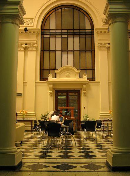 Biblioteca Santiago de Chile