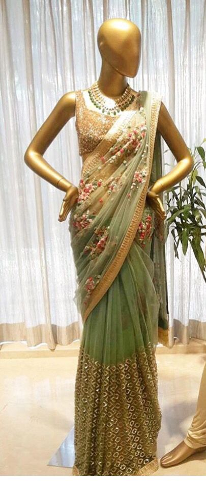 Sabyasachi#2016#saree#hand work