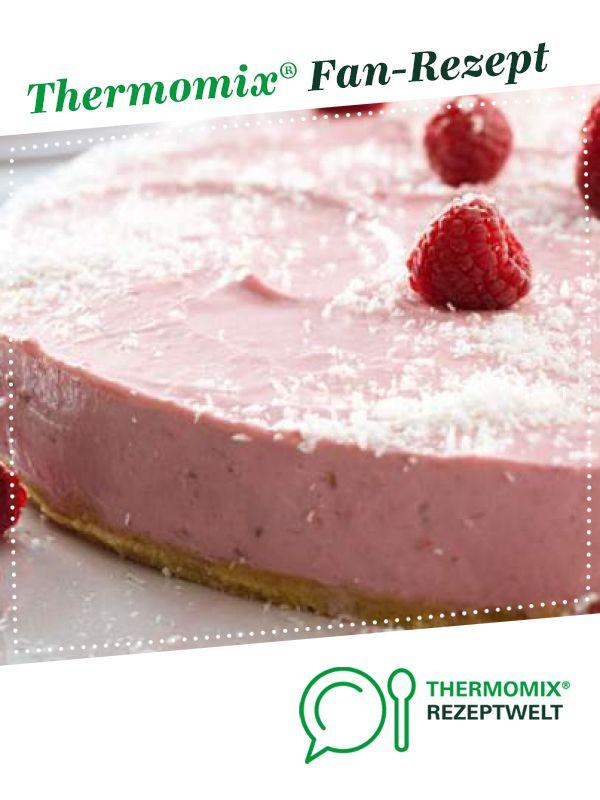 Himbeer Philadelphia Torte Rezept Philadelphia Torte Kindergeburtstag Kuchen Thermomix Thermomix Rezepte Kuchen