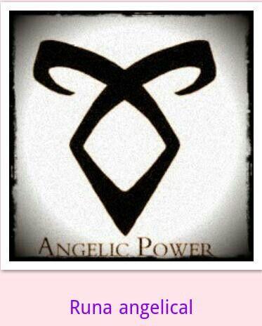 Runa angelical