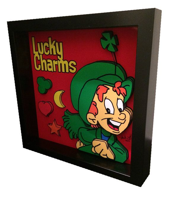 11 Best Cereal Mascots Images On Pinterest Box Art