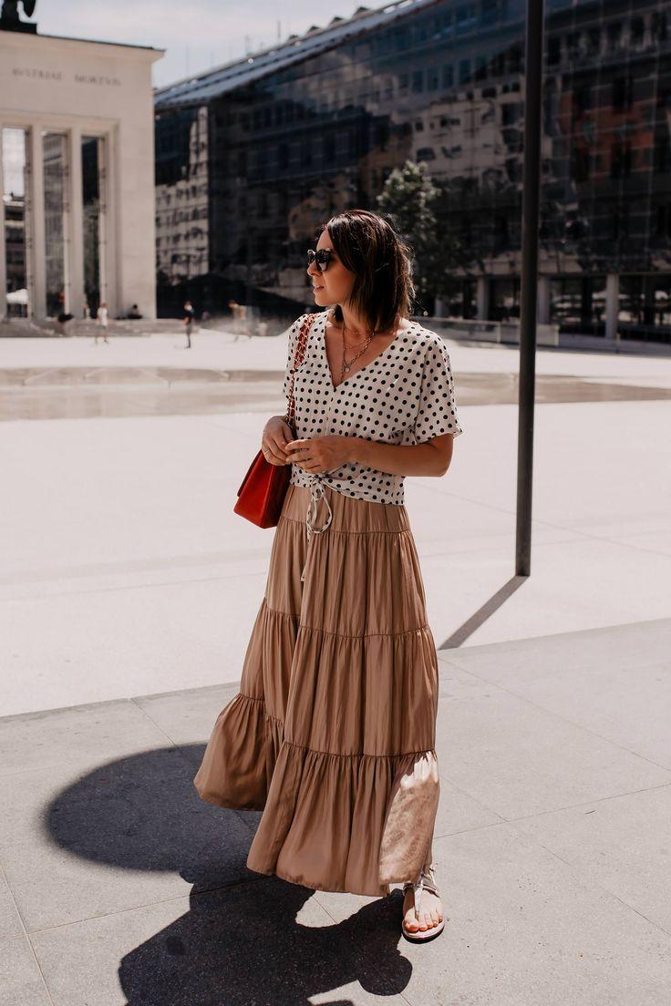 Der Polka Dots Trend: Outfit-Ideen und Styling-Tipps für den Alltag – Who is Mocca? – Fashion Trends, Outfits, Interior Inspiration, Beauty Tipps und Karriere Guides