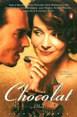 When an exotic stranger, Vianne Rocher, arrives in the French village of Lansquenet and opens a chocolate boutique directly opposite the church, Father Reynaud denounces her as a serious moral danger to his flock - especially as it is the beginning of Lent, the traditional season of self-denial.Chocolat (Chocolat, #1)