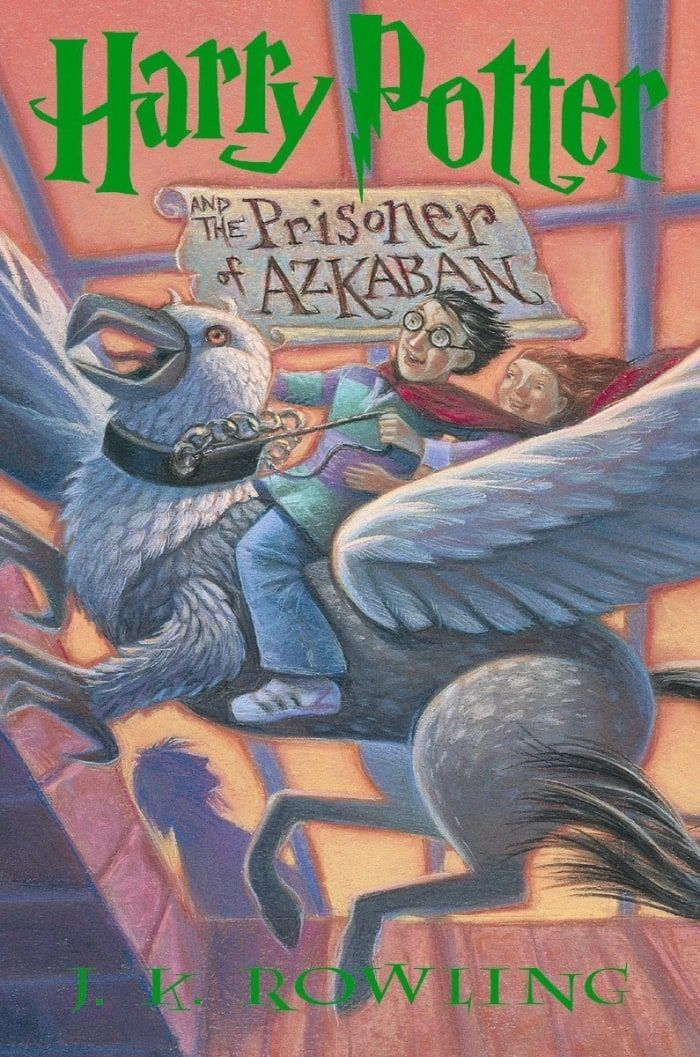 A Definitive Ranking Of The Harry Potter Books Harry Potter Book Covers Prisoner Of Azkaban Book Prisoner Of Azkaban
