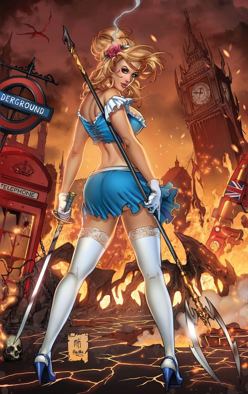 Anime Zombie Girl Wallpaper Cinderella By Michael Krome And Ula Mos Disney Princess