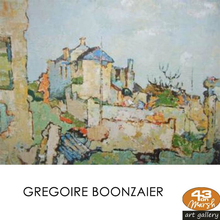 GREGOIRE BOONZAIER was born on 31 July 1909 in Cape Town. Born into an artistic family. He is highly disciplined and this has allowed him to continue working constantly for nearly 80 years now. Although Gregoire prefers working with oil paint, he also enjoys working with pen and ink, water colours, pastels, linocut and conte.  #artist #gregoire #oilpainter