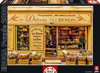EDUCA ΠΑΖΛ 2000 ΤΕΜ. LES DELICES DU LUBERON (#277997) | Perfect Toys - Πανταζόπουλος