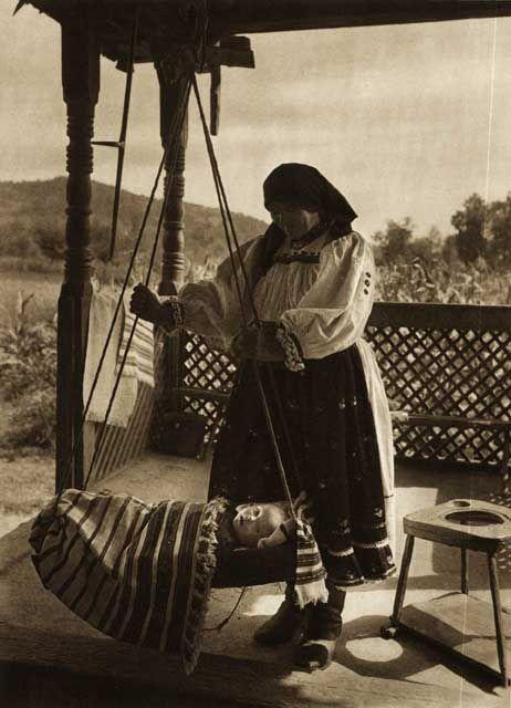 Romania - old photos - by Kurt Hielscher