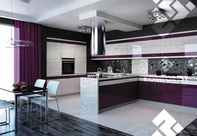 Изготовлением кухонь на заказ в Минске занимается komfortby.com телефоны у них на сайте. Дизайн кухонь предлагают разный, как эконом класса так и до элитных кухонь.