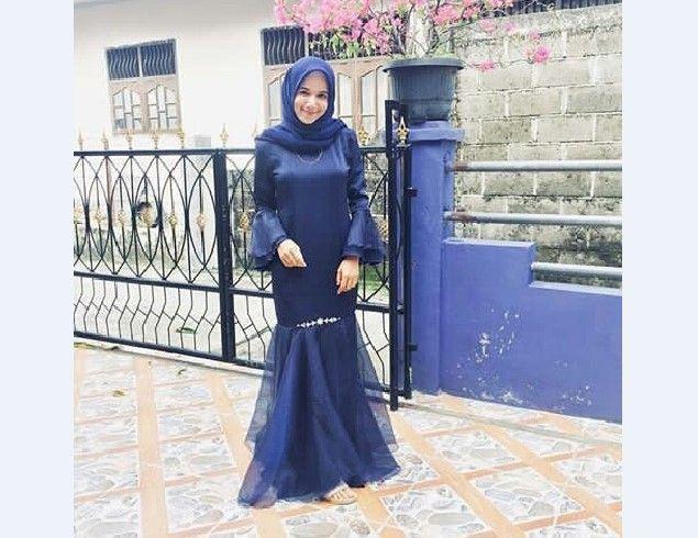 Model Baju Duyung Brokat 2020