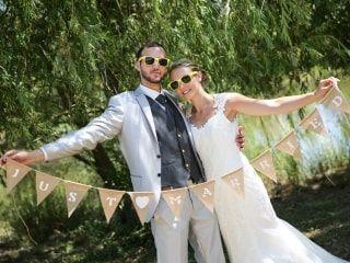 Le mariage de Stéphane et Justine à Autrèche, Indre-et-Loire - Mariages.net
