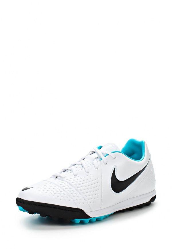 Бутсы Nike / Найк Цвет: белый. Материал: искусственная кожа. Сезон: Весна-лето 2014. С бесплатной доставкой и примеркой на Lamoda. http://j.mp/1ovVma9