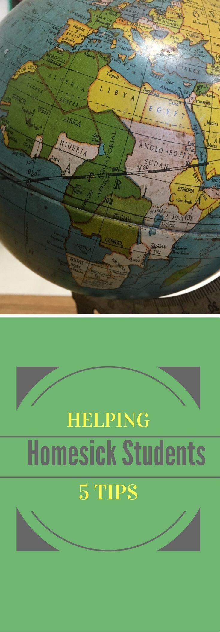 6 Ways to Help Homesick Immigrant Students
