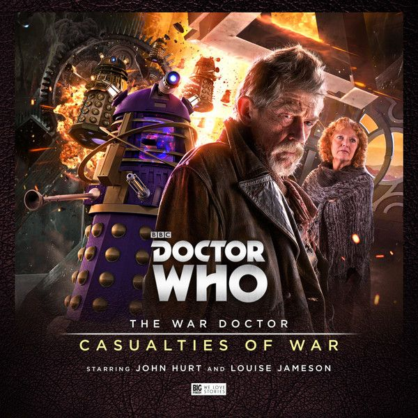 4. The War Doctor Volume 04: Casualties of War