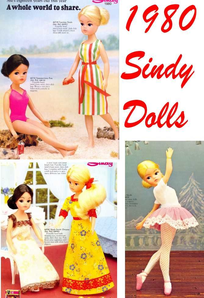 Liked Sindy more than Barbie