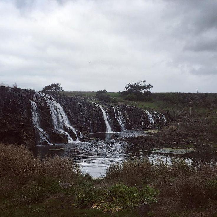 #hopkinsfalls #allansford #warrnambool #waterfalls #victoria #australia by slater_son