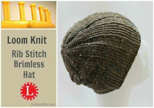 Knitting Rib Stitch For Beginners : Best images about crochet on pinterest knitting looms