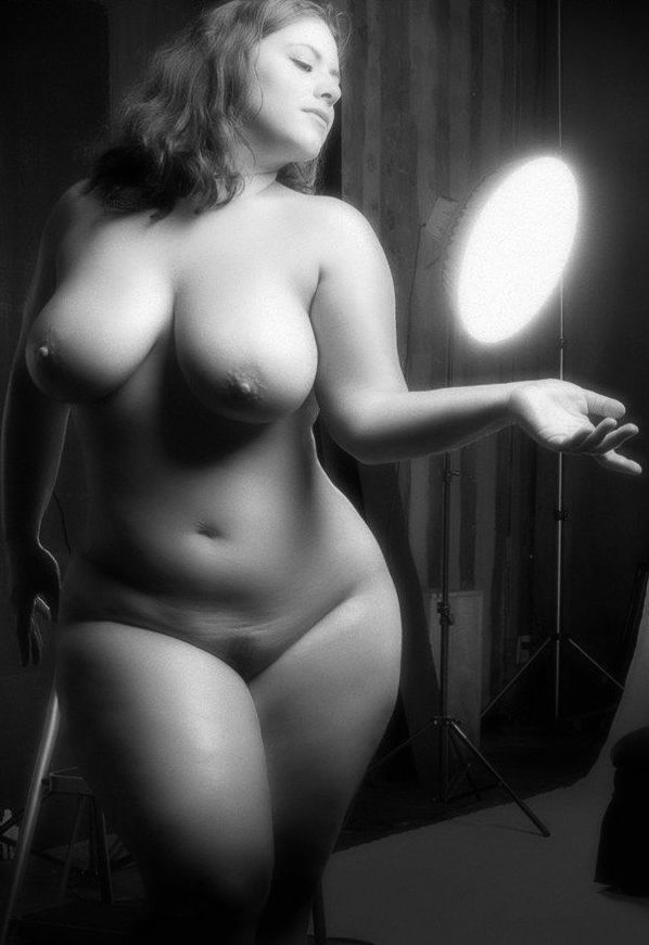 plus size nude models free pin