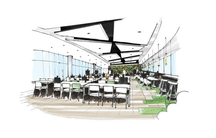 201205전기안전공사 3층직원식당