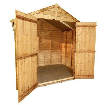 The BillyOh 400 Windowless Range - Cheap Wooden Sheds - Garden Buildings Direct