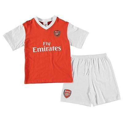 Team kids kit pyjama boys ribbed pjs cotton #shirt shorts top #sleeping #bottoms,  View more on the LINK: http://www.zeppy.io/product/gb/2/391575155445/