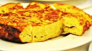 Tortilla de patatas en la olla programable Newcook