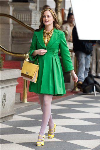 Gossip Girl Fashion Notebook ♡