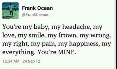 83 Best Images About Frank Ocean On Pinterest