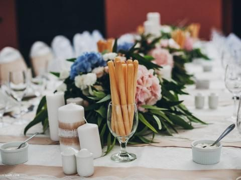 свадьба на Кипре в агроотеле