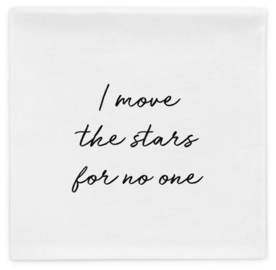 I Move The Stars For No One Labyrinth Cushion Cover Labyrinth Tattoo Sweet Tattoos Romantic Paintings
