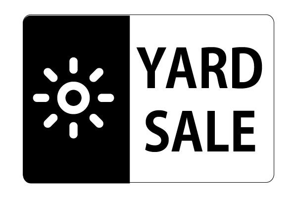 Printable Sign For Sale: 9 Best Images About Yard Sale Signs On Pinterest