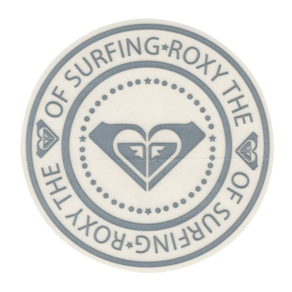 ROXY Surfs Up Sticker ($2.99) ❤ liked on Polyvore