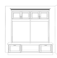 Step-by-step to building the cabinetry your mudroom needs  1. Think about what you need to store. Jackets, dog toys, outdoor toys, beach gear?  2. What storage works best for you? Locker style, bins/baskets, cubbies, closet?  3. Plan storage for each person living at home.  4. Consider how visible you want your storage to be. Do you want to keep jackets and toys in the open for easy access, or would you rather it be hidden.  5. Do you need a small bench for getting ready? Setting your kids…