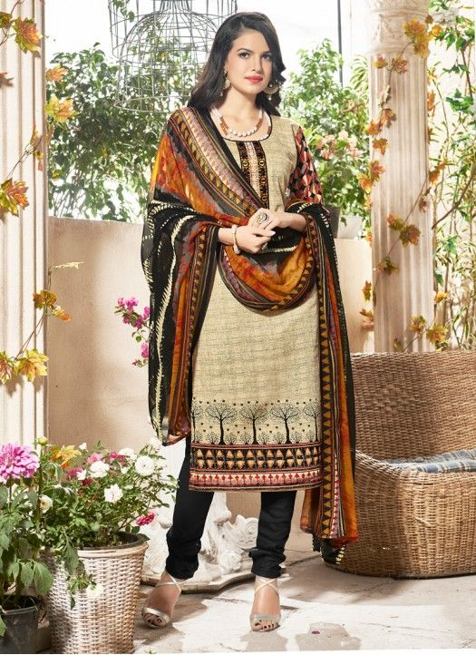 Buy Ladies Flavour presents new #Cotton #Dress #materials Contact Us: +91-7046399899  Email Id : ladiesflavour1008@gmail.com