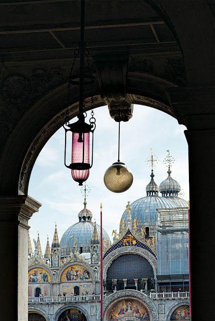 Saint Mark's Basilica, Venice@Pinterest || ShycreeMeredith💎