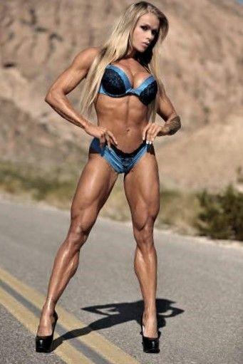 Fitness Model  Ifbb Pro Figure Larissa Reis  Body Building Women, Muscle Women -3063
