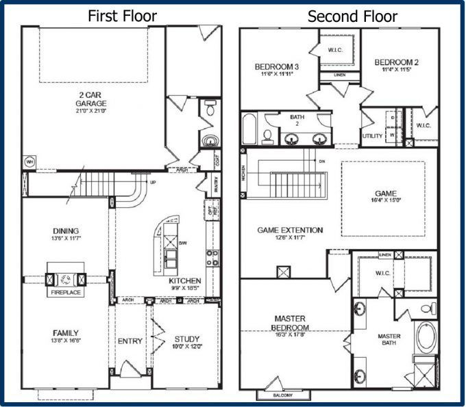 Home Inspiration Cool Two Story Barndominium Floor Plans Startling 28 X 50 House 7 From Two Story Bar Condo Floor Plans Shop House Plans Two Story House Plans