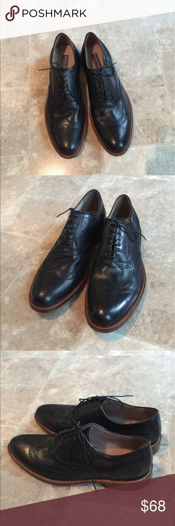 Aston Grey men's dress shoes size 13 Black. Size 13. Never worn! Aston Grey Shoes Loafers & Slip-Ons