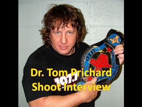 Fro Wrestling Podcast Episode 43 - Dr Tom Prichard Part 1