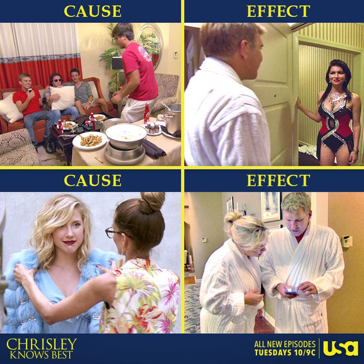 The Chrisley kids always scheme and plot, but in the end they're always caught.