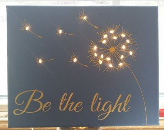 lighted_canvas on Etsy, a global handmade and vintage marketplace.