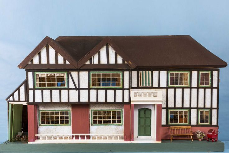 At nearly 6 feet wide, this circa 1924 Tudor was the largest ever built by the venerable British toymaker Lines Bros.  RELATED: 17 Vintage Toys That Will Make You Nostalgic for Your Childhood