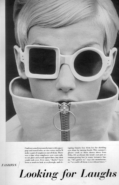 60s, Twiggy