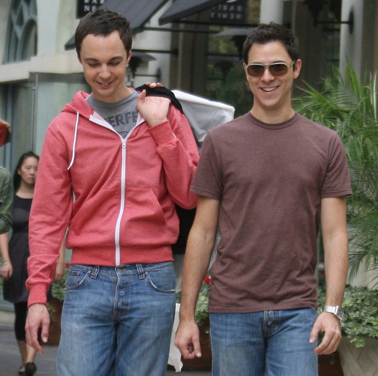 from Scott is jim parsons gay