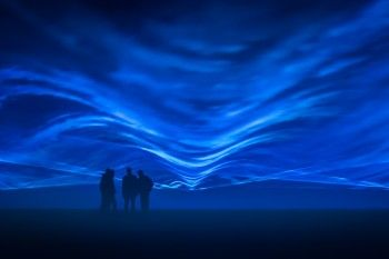 Waterlicht goes UNESCO Schokland