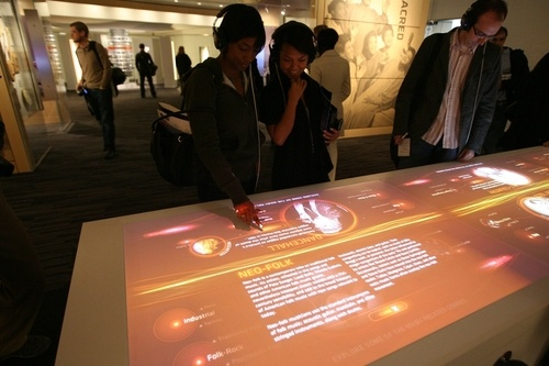 Technology increases museum engagement