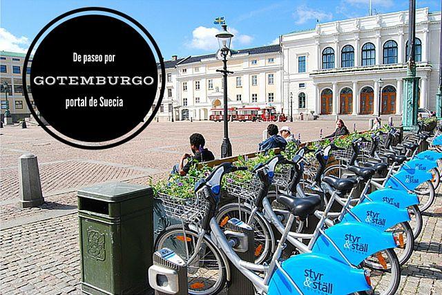 ¿Nos acompañas a dar un paseo por #Gotemburgo, una increíble ciudad de #Suecia? #travel #viajes #Europa